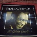 Robeson Paul : 20 Golden greats