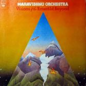 Mahavishnu Orchestra : Visions of the emerald beyond