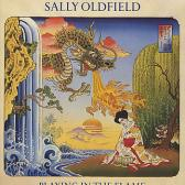 Oldfield Sally : Playing in the flame